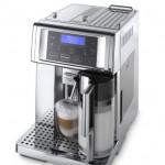 DeLonghi ESAM 6750 Kaffee-Vollautomat PrimaDonna Avant Chrome Line (1.8 l, 15 bar)