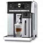 DeLonghi One Touch ESAM 6900 LatteCrema Kaffee-Vollautomat PrimaDonna (15 bar, Trinkschokoladenfunktion, Farbdisplay ) silber/Edelstahl